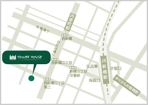 東京都港区西新橋2-21-1江成ビル1階